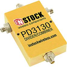 T-Style, 3 Way, SMA RF Power Splitter