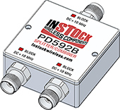Request 3D STEP files for INSTOCK power dividers / combiners.